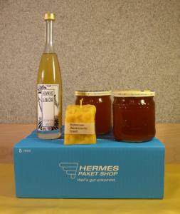 Bienenspezialitäten aus dem Waldviertel. Das Lecker-Geschenkpaket
